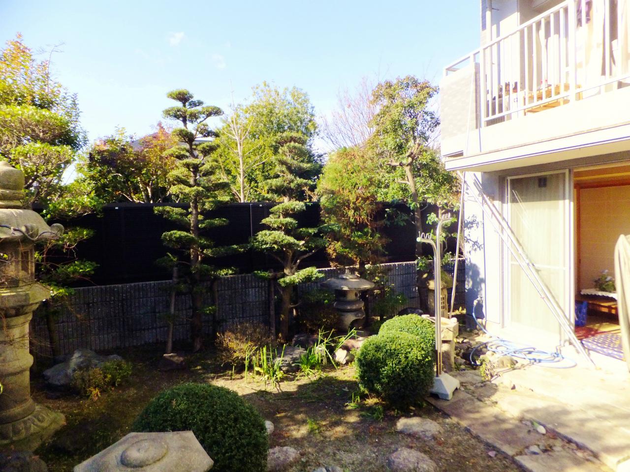 庭木・植木の剪定 名古屋の植木屋