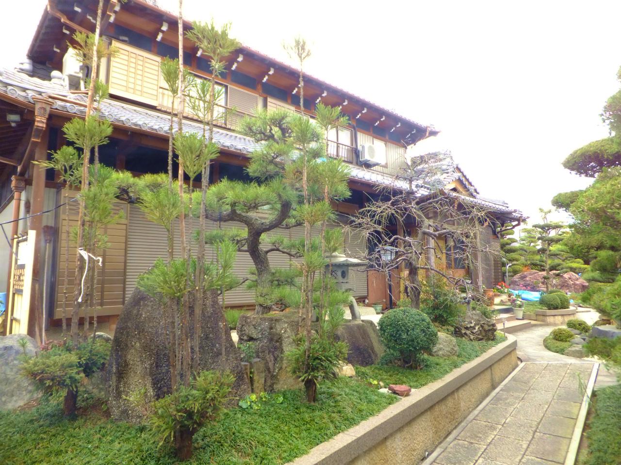 愛知・名古屋の造園 庭木の剪定