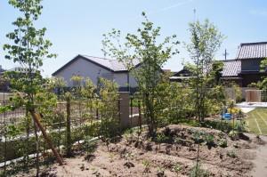 愛知県北名古屋市造園工事